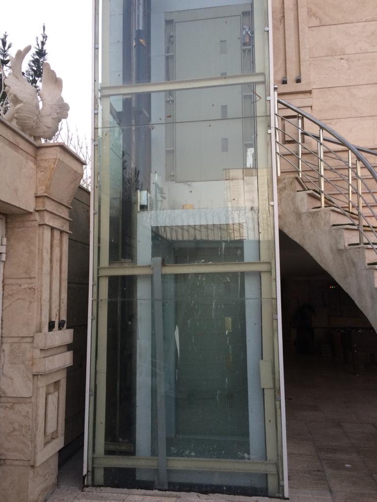 آسانسور پانوروما
